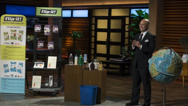 Flip-It Cap on Shark Tank: Can Steven Epstein convince the sharks to invest in this money-saving product?