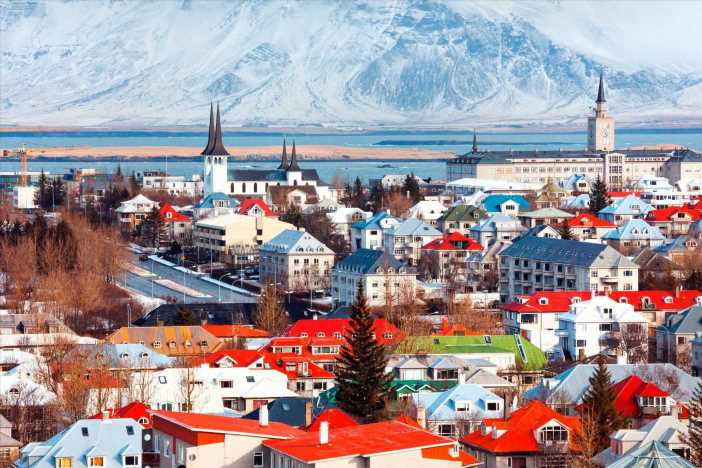 Take a dip and light up your life on a weekend break in Icelandic capital Reykjavik