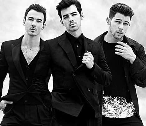 Jonas Brothers Get 'Billboard Magazine' Cover … Talk New Music, New Fans and New Relationship