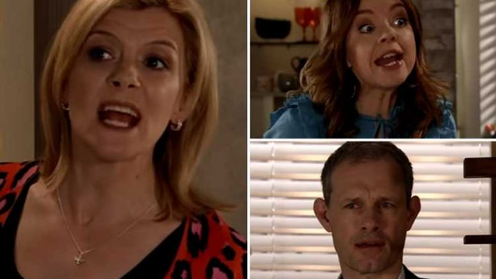 Coronation Street spoilers: Toyah and Leanne Battersby clash in furious row over Nick Tilsley's involvement in the factory roof collapse