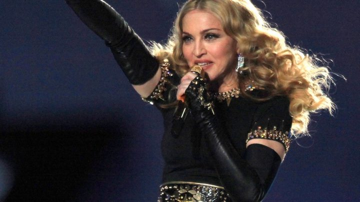 Madonna set to perform at this year's Eurovision Song ­Contest in Israel