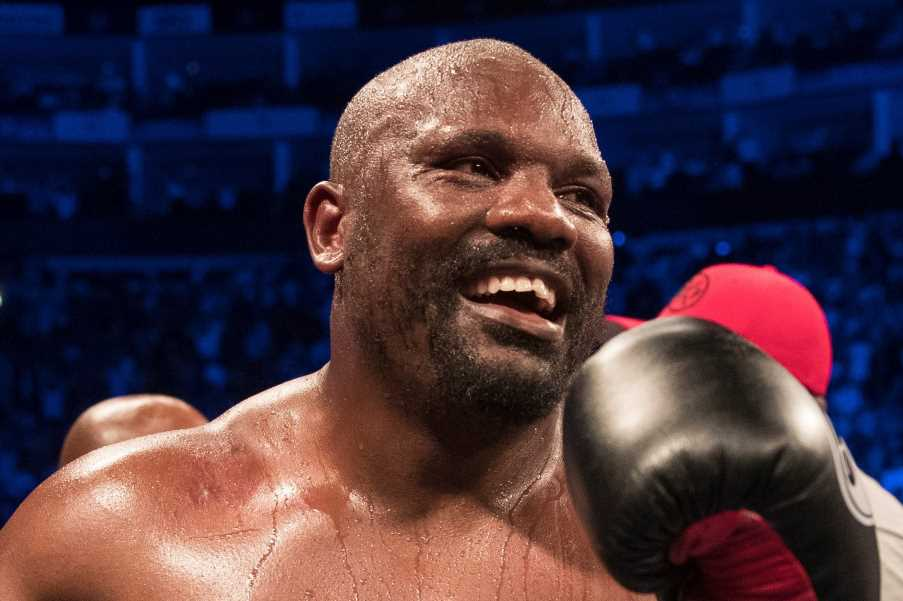 Chisora vs Gashi: Live stream, TV channel, start time, and undercard for TONIGHT'S heavyweight fight