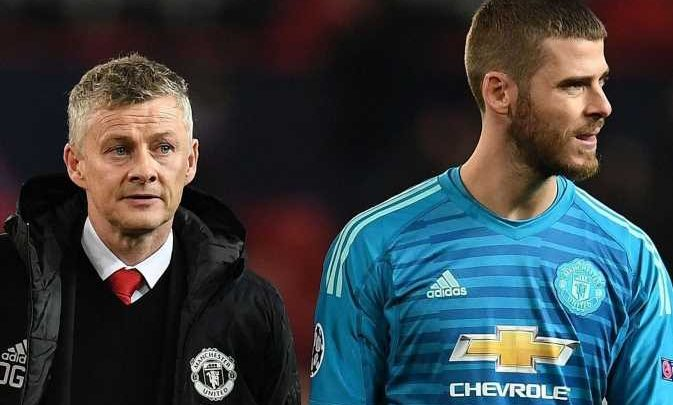 Solskjaer to hold talks with De Gea this week as case for dropping blunder keeper grows after latest Man Utd error