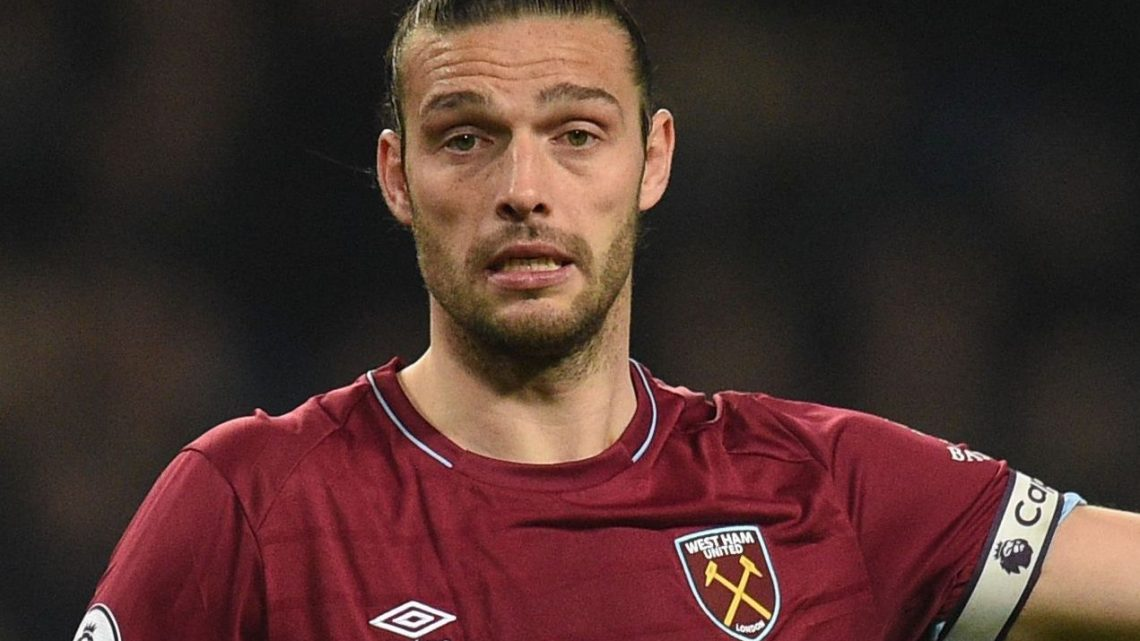 Andy Carroll has second ankle op as he aims to rebuild career away from West Ham next year