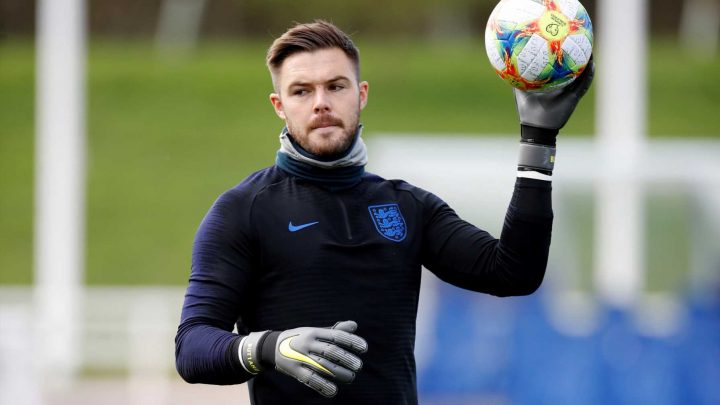 Stoke demand £30m for Jack Butland in blow to Bournemouth and Palace