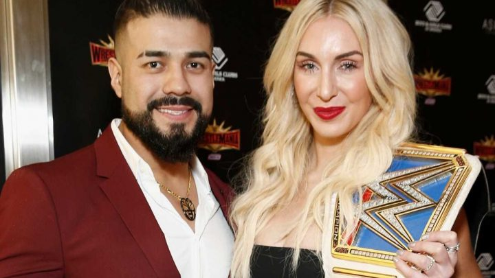 Charlotte Flair issues statement on reports she is engaged to fellow WWE star Andrade