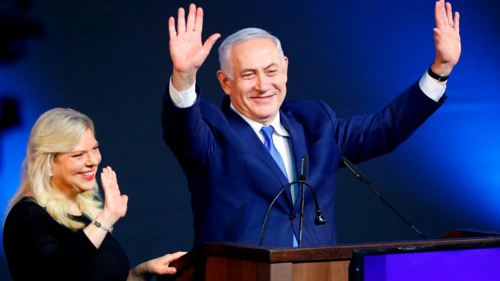 Israel election results – Prime Minister Benjamin Netanyahu looks set to win his fifth term after tight race