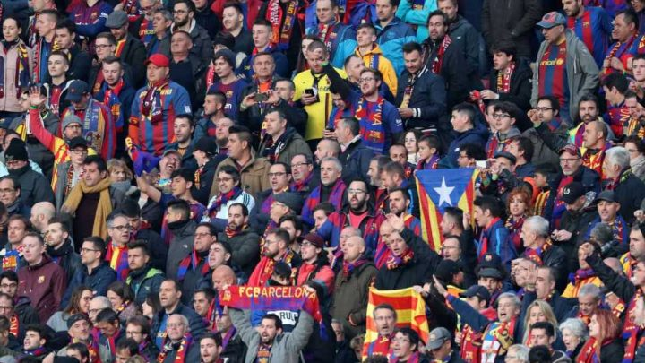 Liverpool follow Man Utd's lead in charging Barca supporters £103 and subsidising their own fans
