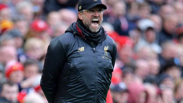 Klopp admits he 'expects' Man City to beat Liverpool to the Premier League title