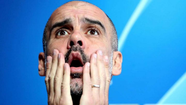 Prickly Guardiola feeling strain ahead of Man City's crunch clashes against Pochettino's Spurs