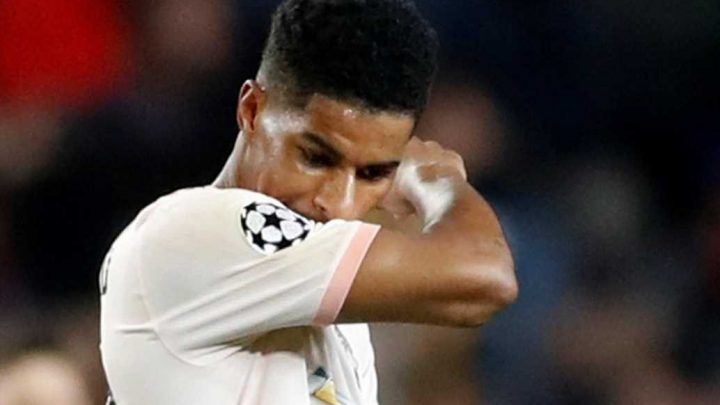 Man Utd star complains about attitude of team-mate Marcus Rashford, with forward no longer 'the humble figure he was'