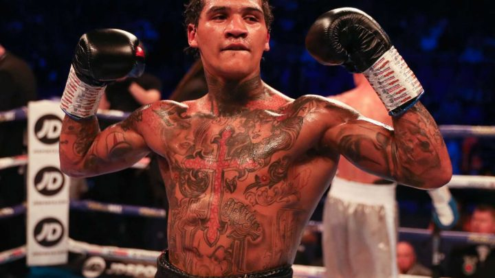 Conor Benn keeps up unbeaten record with comfortable points win over Josef Zahradnik