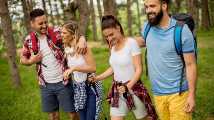 Brits appreciate a walk in the great outdoors from the age of 27 – The Sun