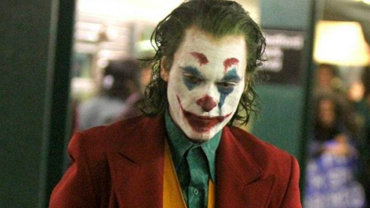 First 'Joker' Poster Tells You to Put on a Happy Face, First Teaser Trailer Arrives Tomorrow