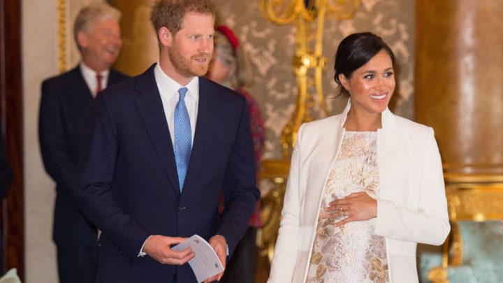 Will Prince Harry and Meghan Markle Name Their Baby Right Away?