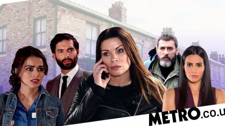 Coronation Street spoilers: Carla Connor's stalker revealed?