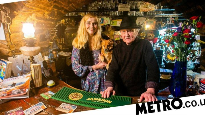 Take a look inside Britain's 'most unusual pub'