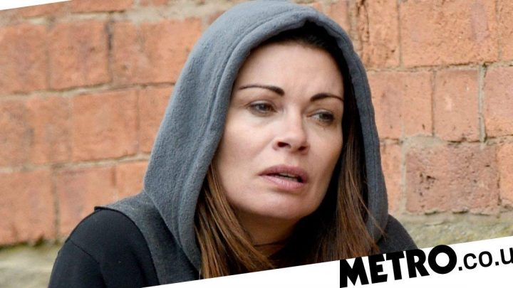 Corrie pictures reveal who saves Carla in her darkest hour