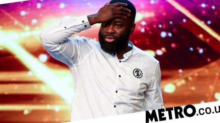 Britain's Got Talent comedian Kojo Anim reunites with dad after nine years