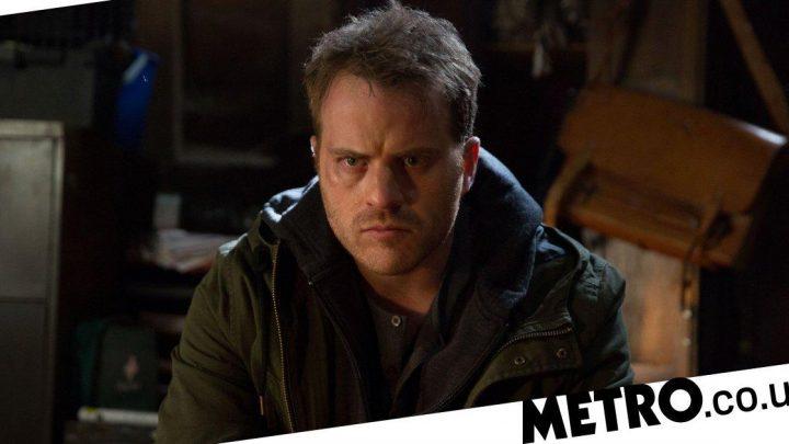 Sean Slater returns with a secret in EastEnders