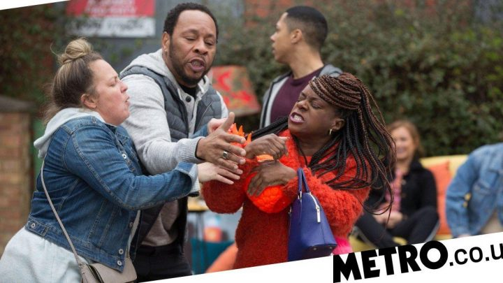 EastEnders spoilers: Huge fight for Karen and Kim after shock betrayal