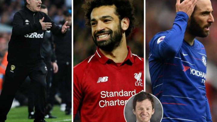Salah is Liverpool's Messi, Higuain's best days are behind him and Bielsa's left his mark at Leeds