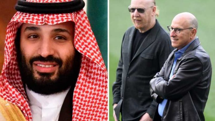 Saudi prince gives up in Man Utd takeover effort with Glazers ready to take more hand-on approach
