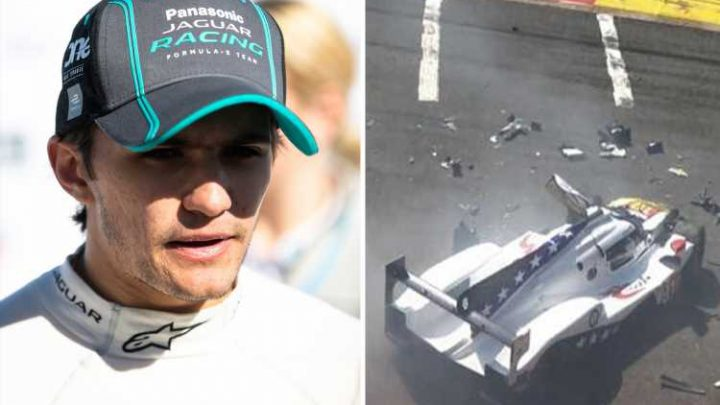 Tough nut driver Pietro Fittipaldi raced with broken leg after returning from horror crash that almost destroyed career