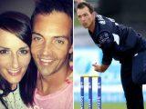 Cricket star Con de Lange dead aged just 38 after brave battle with brain tumour