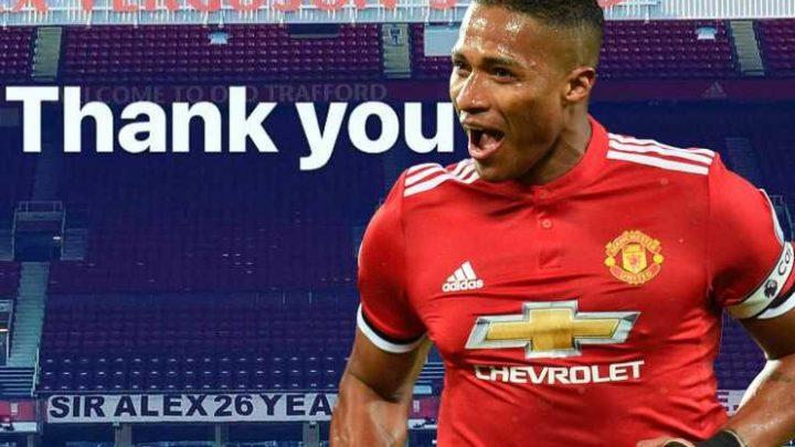 Antonio Valencia says goodbye to Man Utd with emotional Instagram post ahead of summer transfer