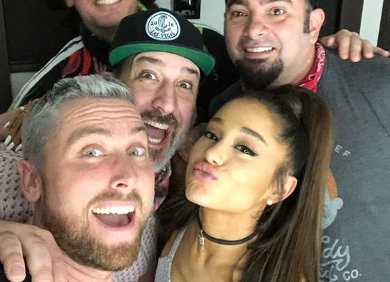 Ariana Grande Took Over For Justin Timberlake For An NSYNC Reunion During Her Coachella Set