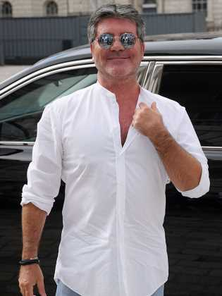 Simon Cowell adds to his family and she's ADORABLE