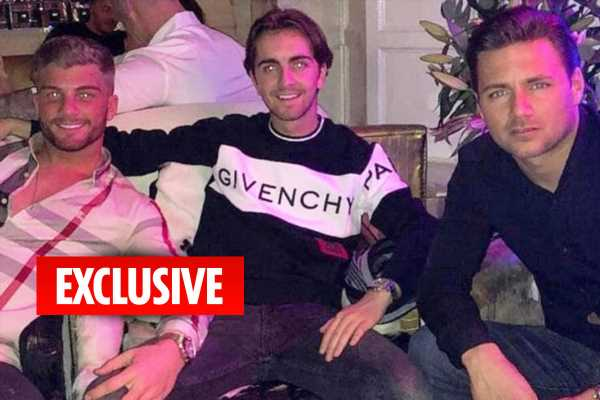 Dani Dyer's boyfriend Sammy Kimmence is a 'fame-hungry Casanova who will break her heart – again', say pals