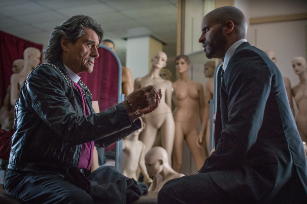 'American Gods': Ian McShane Says Season 2 Goes Back To Source Material, Expands Universe – The Contenders Emmys
