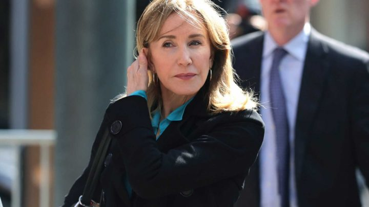 Felicity Huffman to plead guilty May 13 in college admissions scandal
