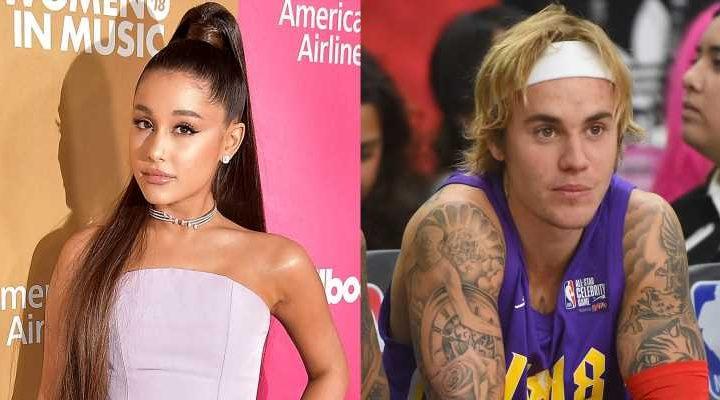 Ariana Grande Supports Justin Bieber After Criticism of Coachella Performance