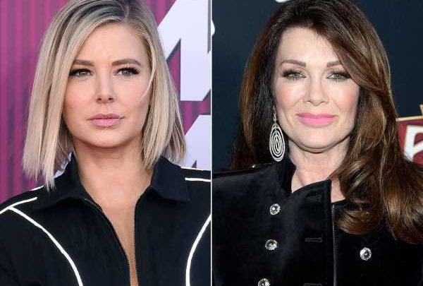 Vanderpump Rules' Ariana Madix Slams Lisa Vanderpump for 'Trashing' Tom Sandoval and Schwartz