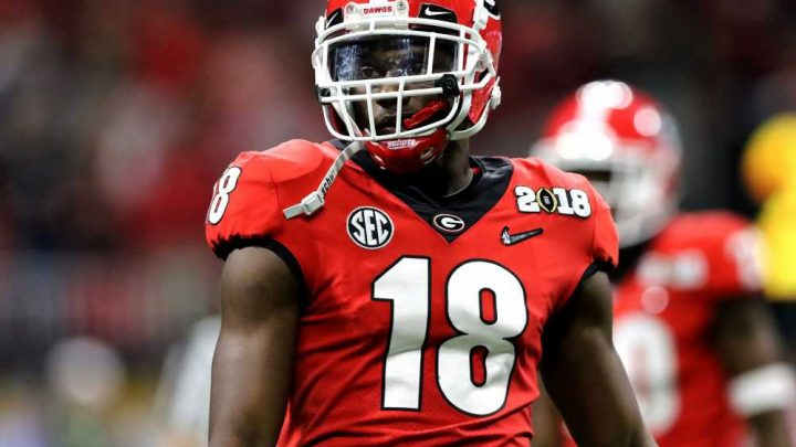 Giants pick Deandre Baker in NFL draft after trading back into first round