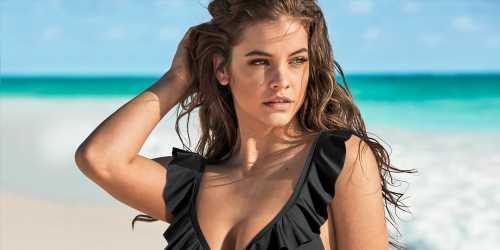 Barbara Palvin Shows Off Her Bikini Body in Calzedonia Swim Campaign – See the Pics!