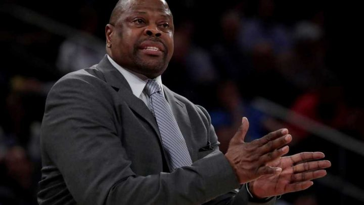Knicks are counting on Patrick Ewing to deliver Zion Williamson