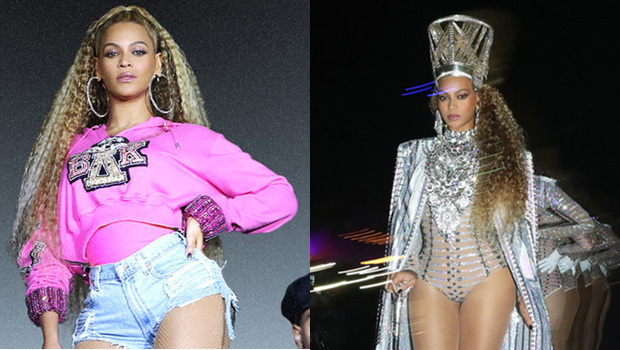 Beychella: Every Incredible Outfit Beyonce Wore During 'Homecoming' & Iconic Coachella Set
