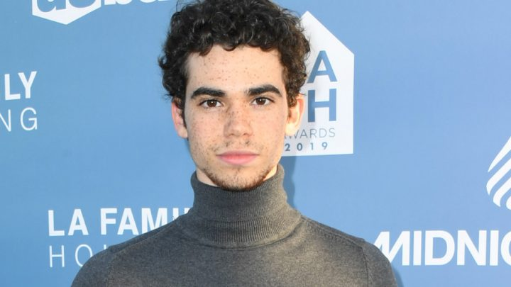 Cameron Boyce Opens Up About How He Strives to Be The Best Role Model Every Day