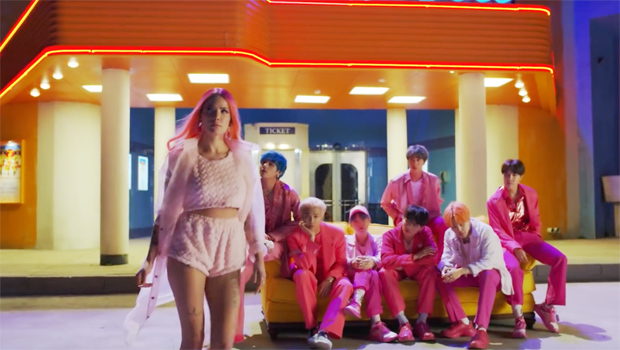 BTS & Halsey Release Teaser Video For Their Song 'Boy With Luv' & Fans Are Loving It – Watch
