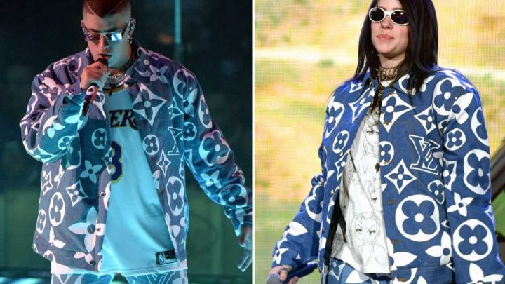 Billie Eilish and Bad Bunny are style soulmates