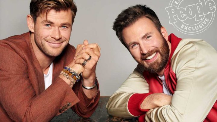 Avengers Bromance! Chris Hemsworth and Chris Evans Stayed Out Until 7 a.m. After First Meeting