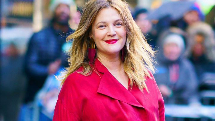 Drew Barrymore's daughters love 'Ever After' and '50 First Dates'