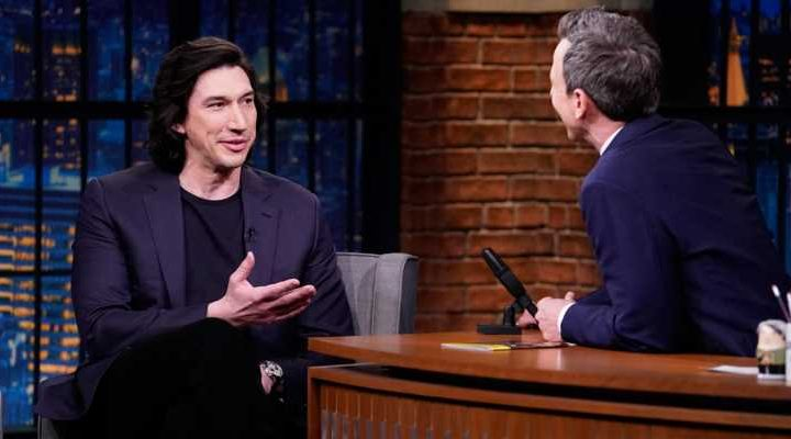 Adam Driver Explains Why He Doesn't Like Watching Himself in Movies – Watch Here!