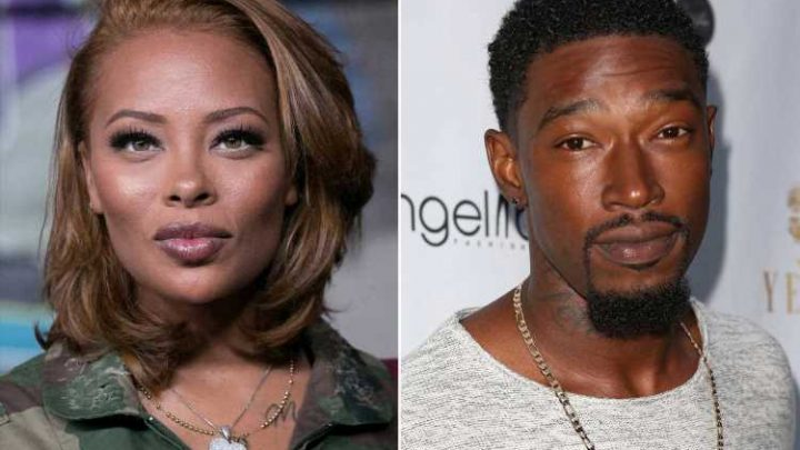 Eva Marcille's ex Kevin McCall arrested for domestic violence