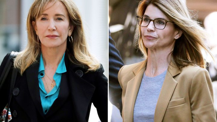 Lori Loughlin and Felicity Huffman Agree to Surrender Passports in First Court Appearances