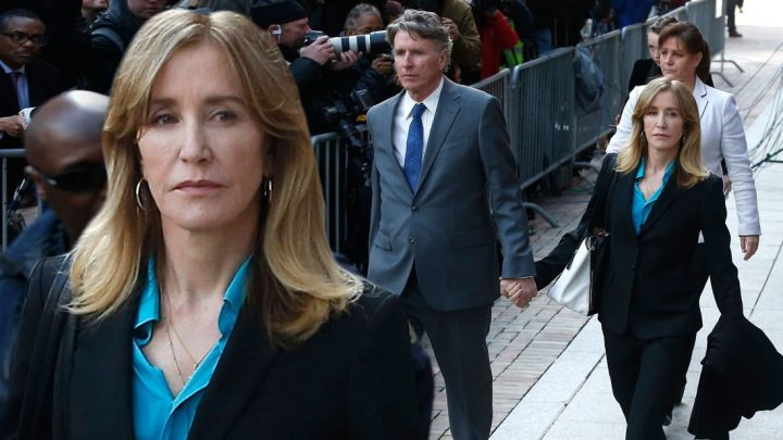 Felicity Huffman To Plead Guilty In College Scandal